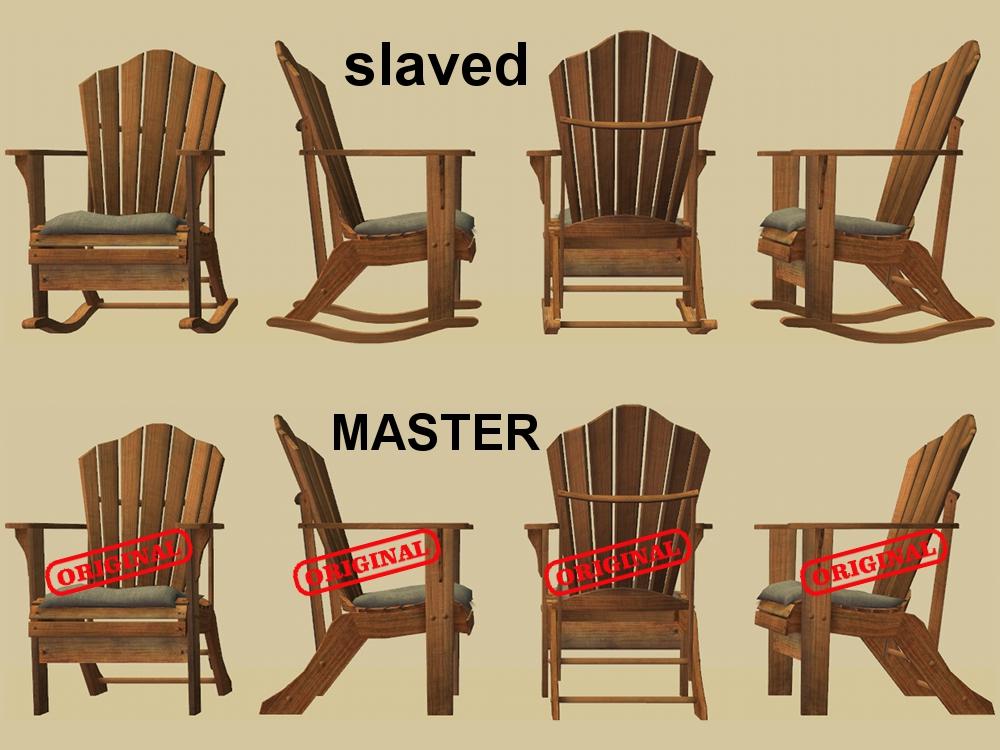 Outstanding Mod The Sims Contempto Adirondack Rocking Chair Lamtechconsult Wood Chair Design Ideas Lamtechconsultcom