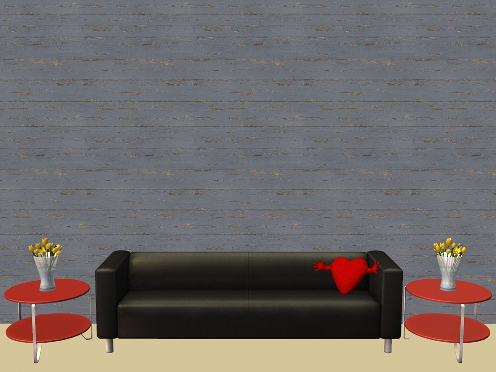 Mod The Sims - Norwall Shiplap Wallpaper