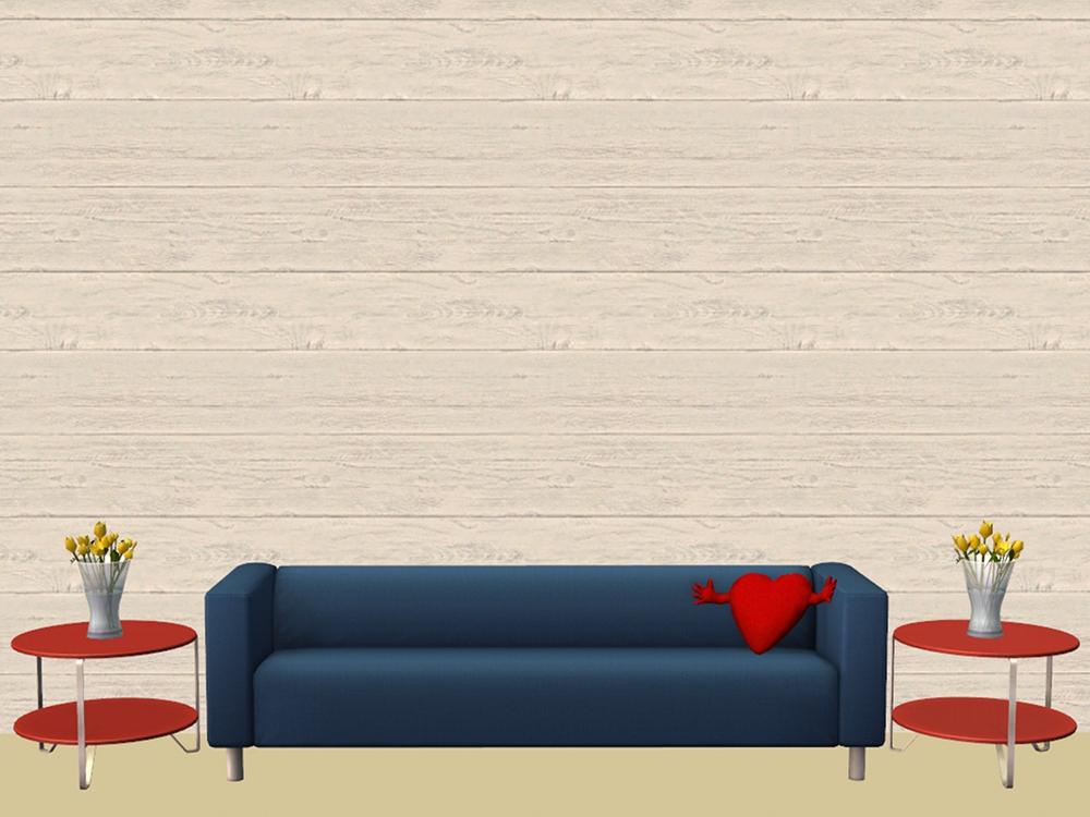 Mod The Sims - Brewster Shiplap Wallpaper