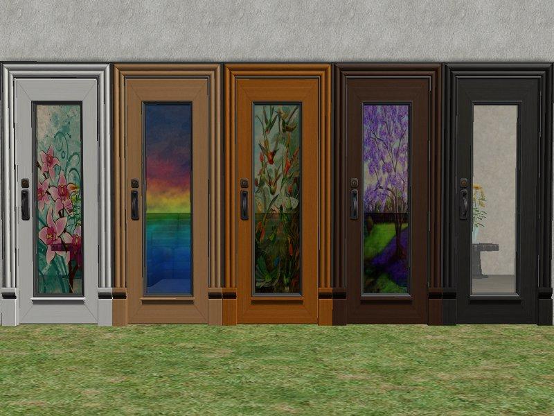 Custom doors euro custom doors and windows for Custom windows and doors