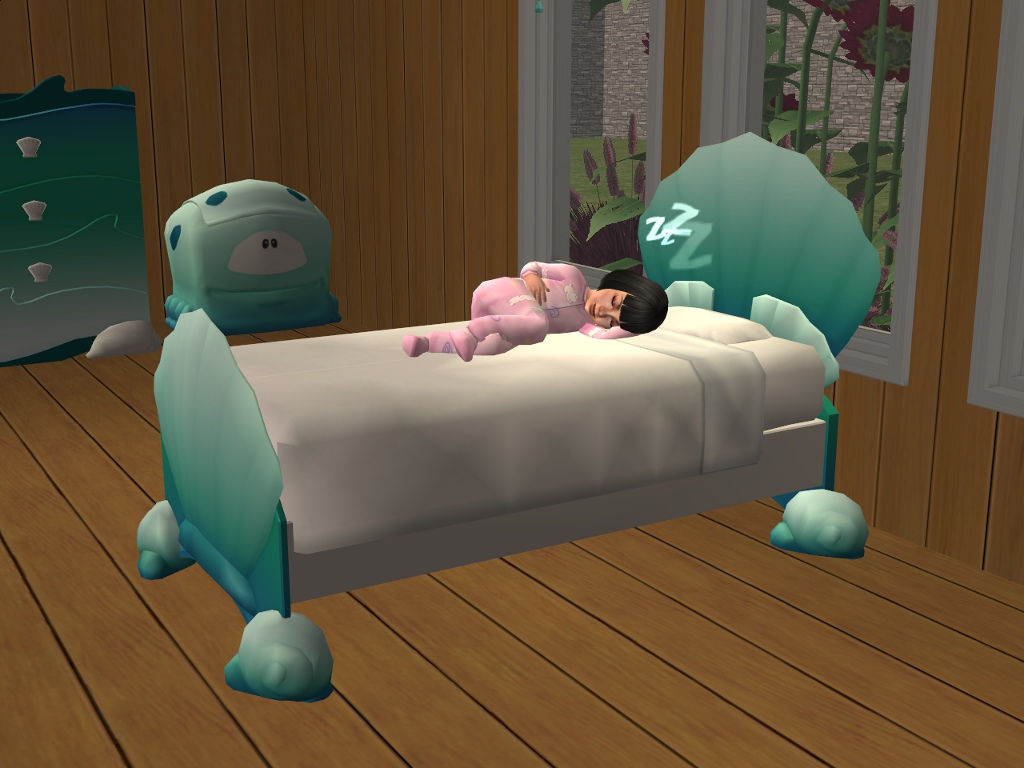 Mod The Sims Family Fun Stuff Toodler Beds