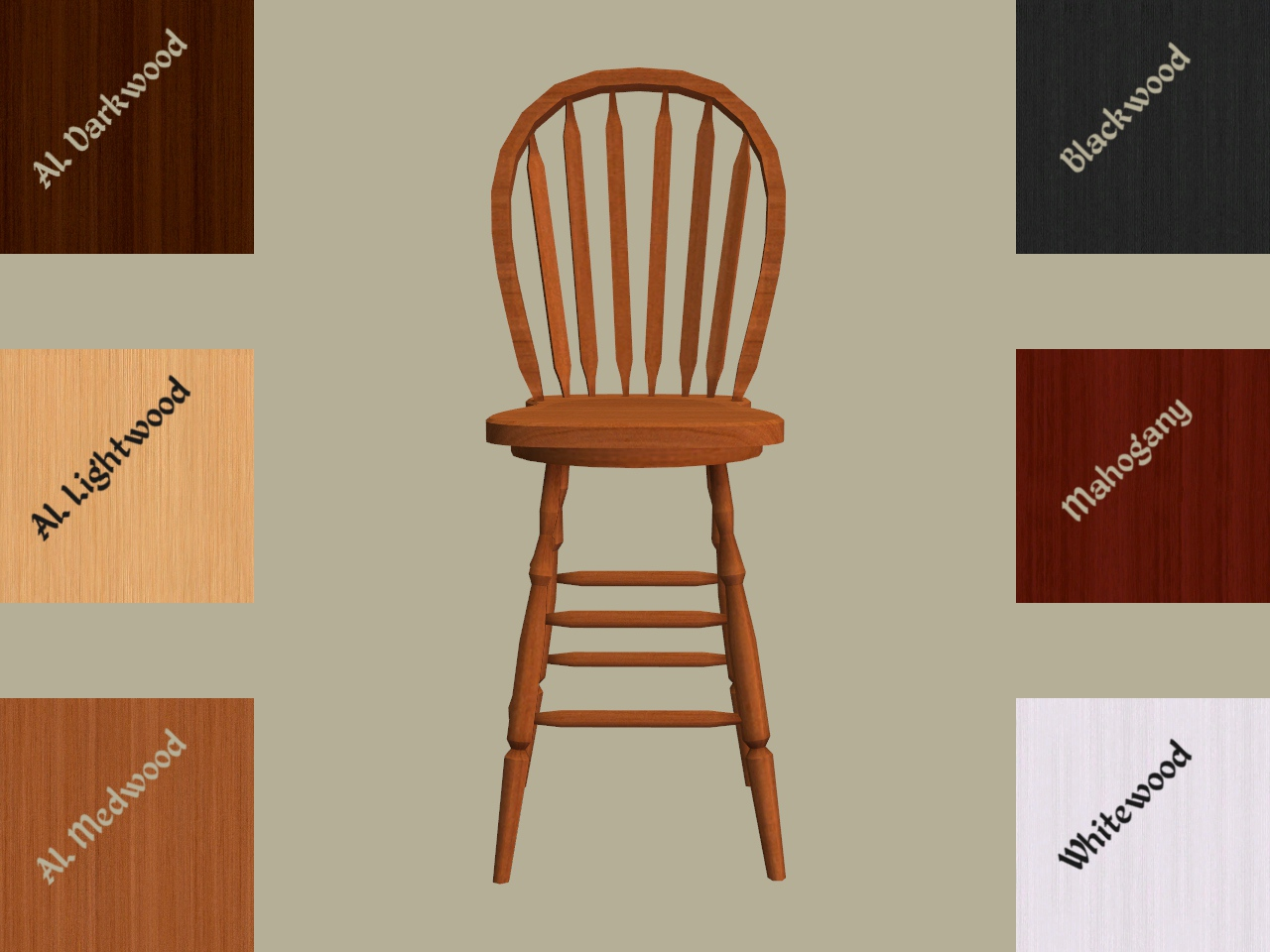 Mod The Sims Base Game Bar Stool Recolours : MTSMichelle111 1362794 Ad A QuaintBarstoolSwatches from www.modthesims.info size 1280 x 960 jpeg 229kB