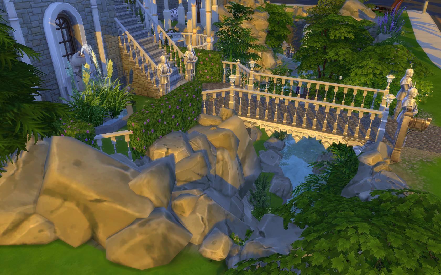 Как сделать мост в симс 3 фото 625