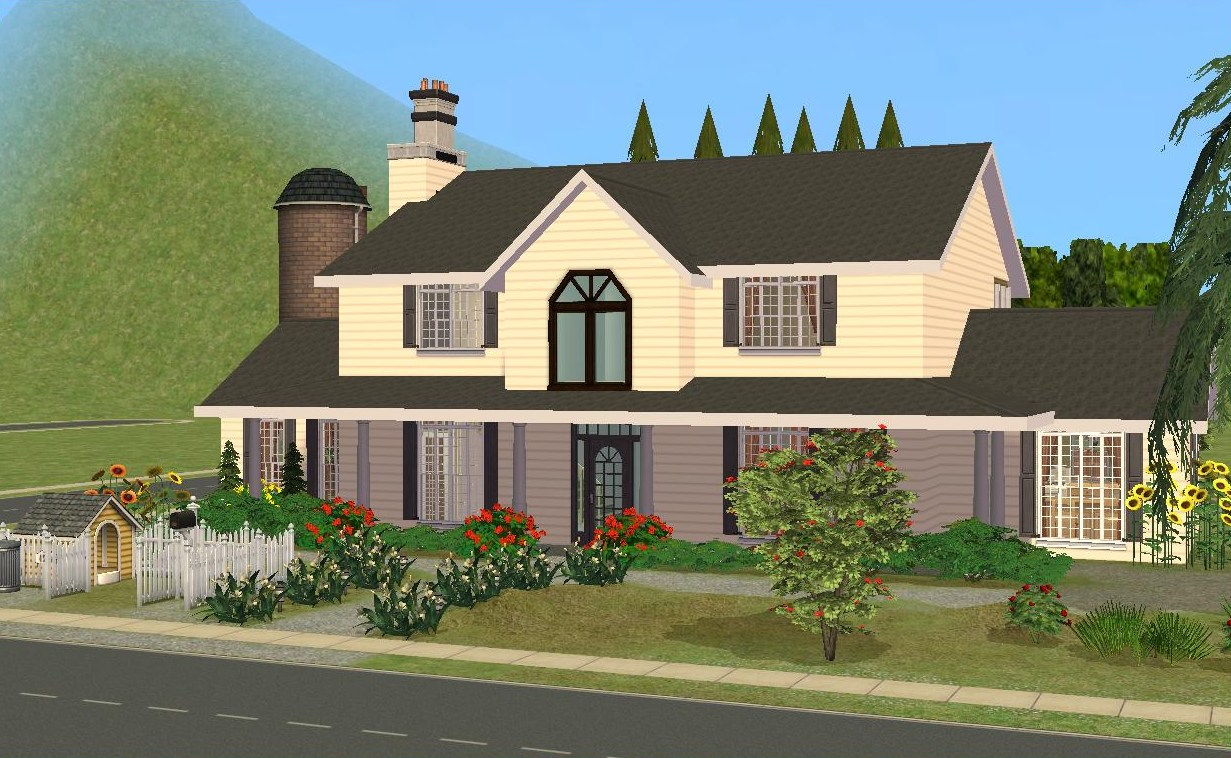 Maxis Match Matrix/Craftsman Windows Expansion Sets 1 By Tbudgett (diagonal  Versions Of Included In This Lot Windows, Double Door 2 Tile Door And  Arches)
