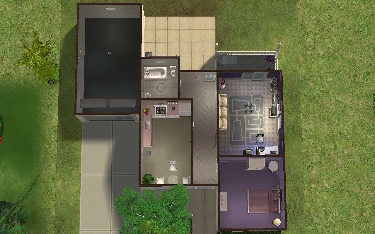 Mod The Sims Small Suburban House