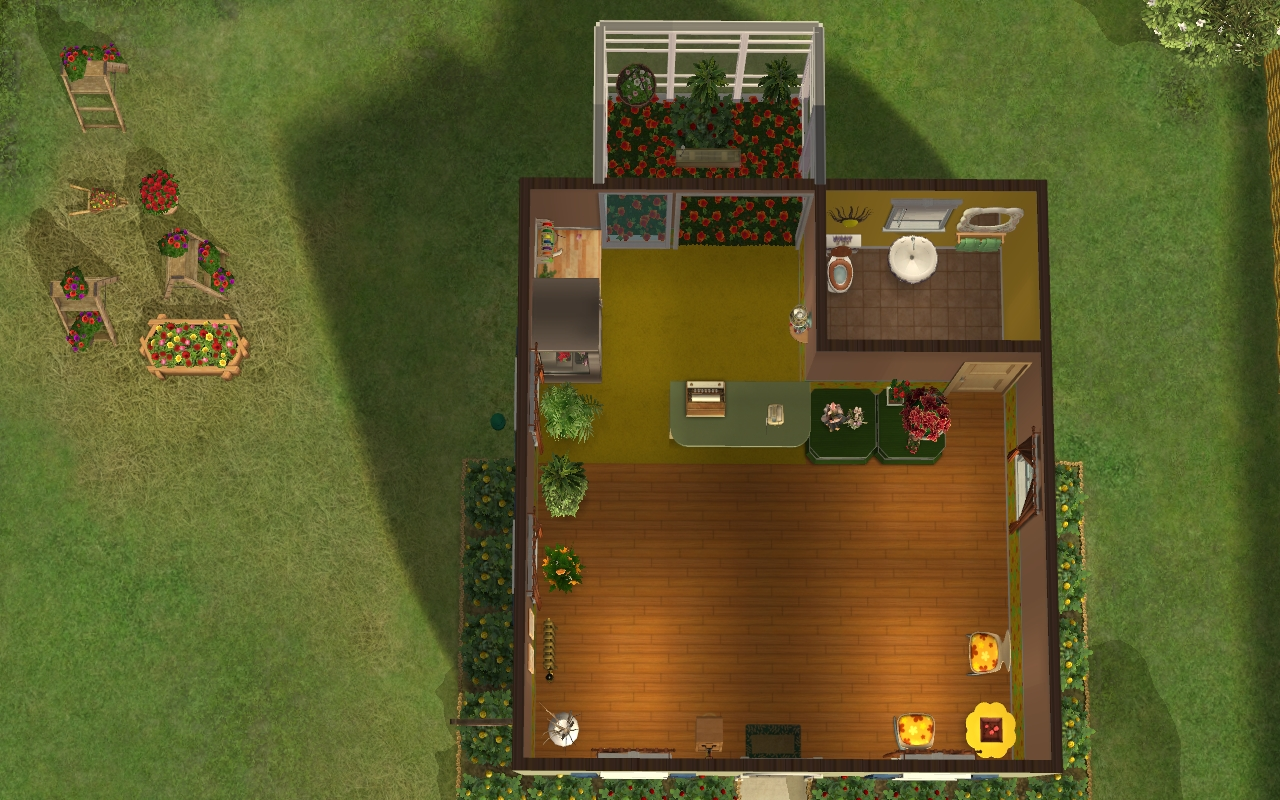 Mod The Sims Lily S Flower Shop