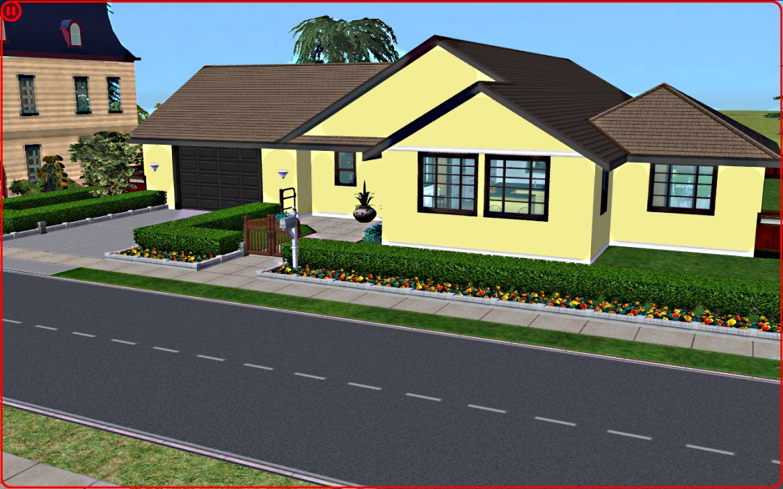 how to make two sims live in one house freeplay