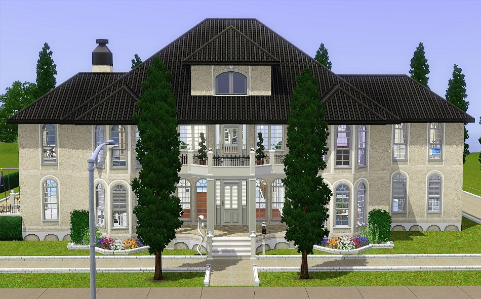 Mod The Sims Sandstone A Generation Home