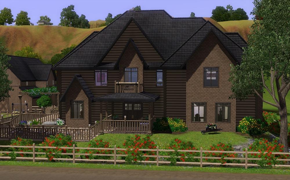Mod The Sims Flyin J Jumping Ranch