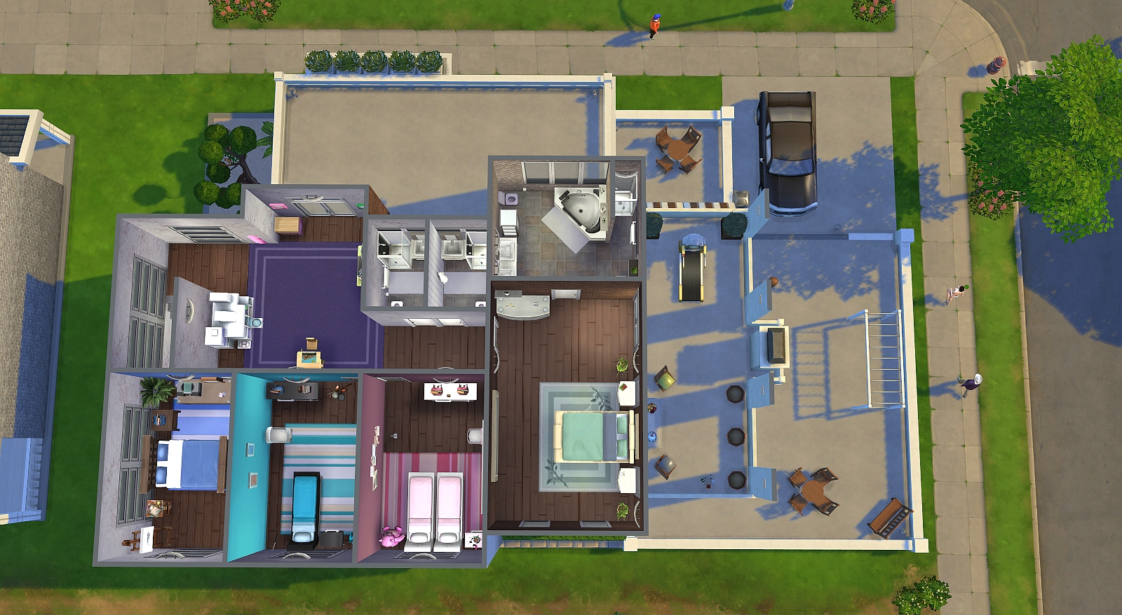 Mod The Sims Factory Conversion No Cc