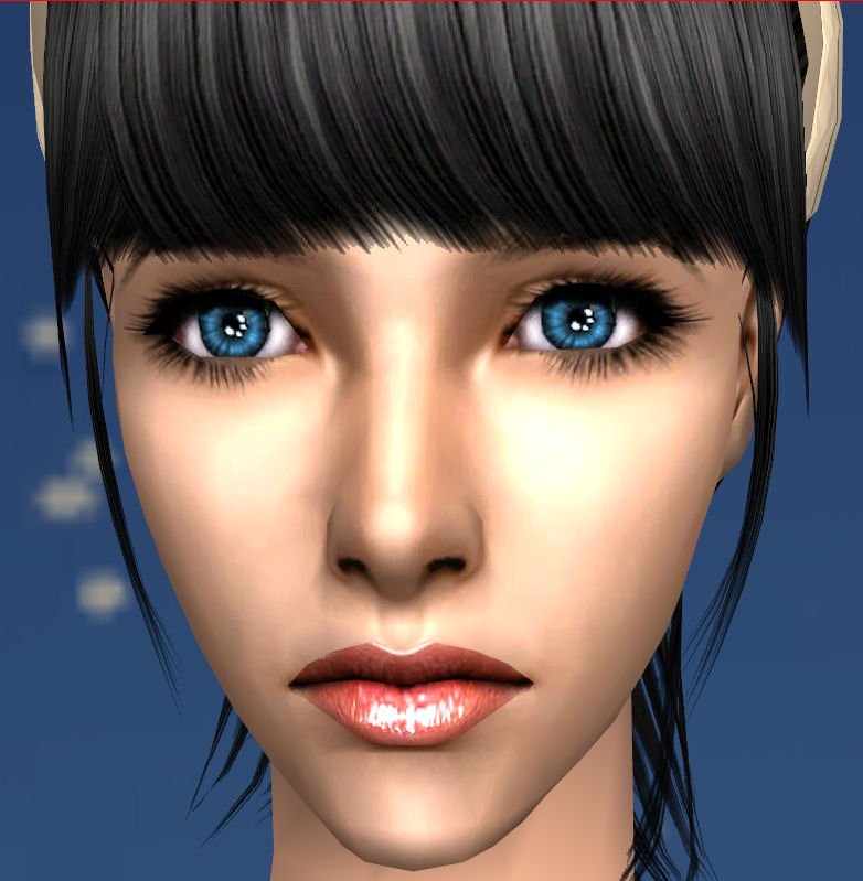 mod the sims hypnotic eyes 20 colours