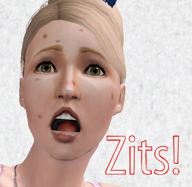 Mod The Sims Zits