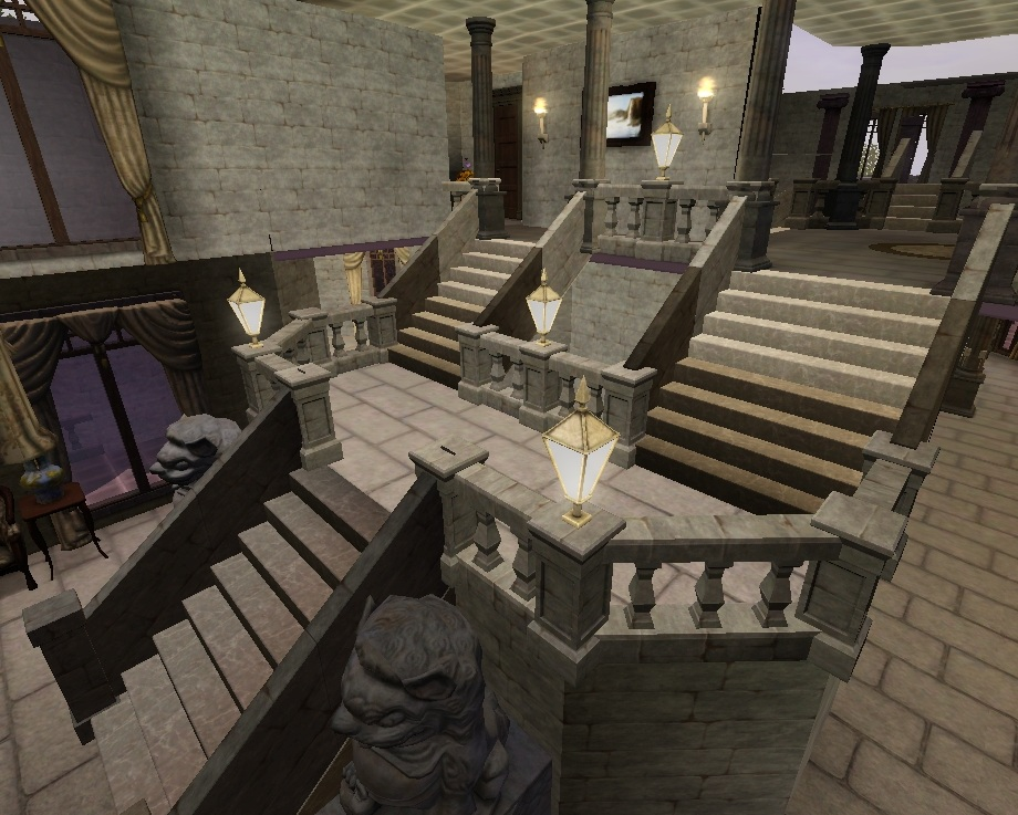 Mod The Sims Hogwarts School Of Witchcraft And Wizardry