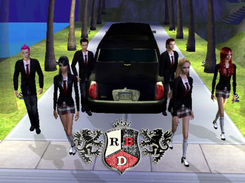 Mod The Sims -           : : :ReBeLdE MAIN CAST A K A  RBD