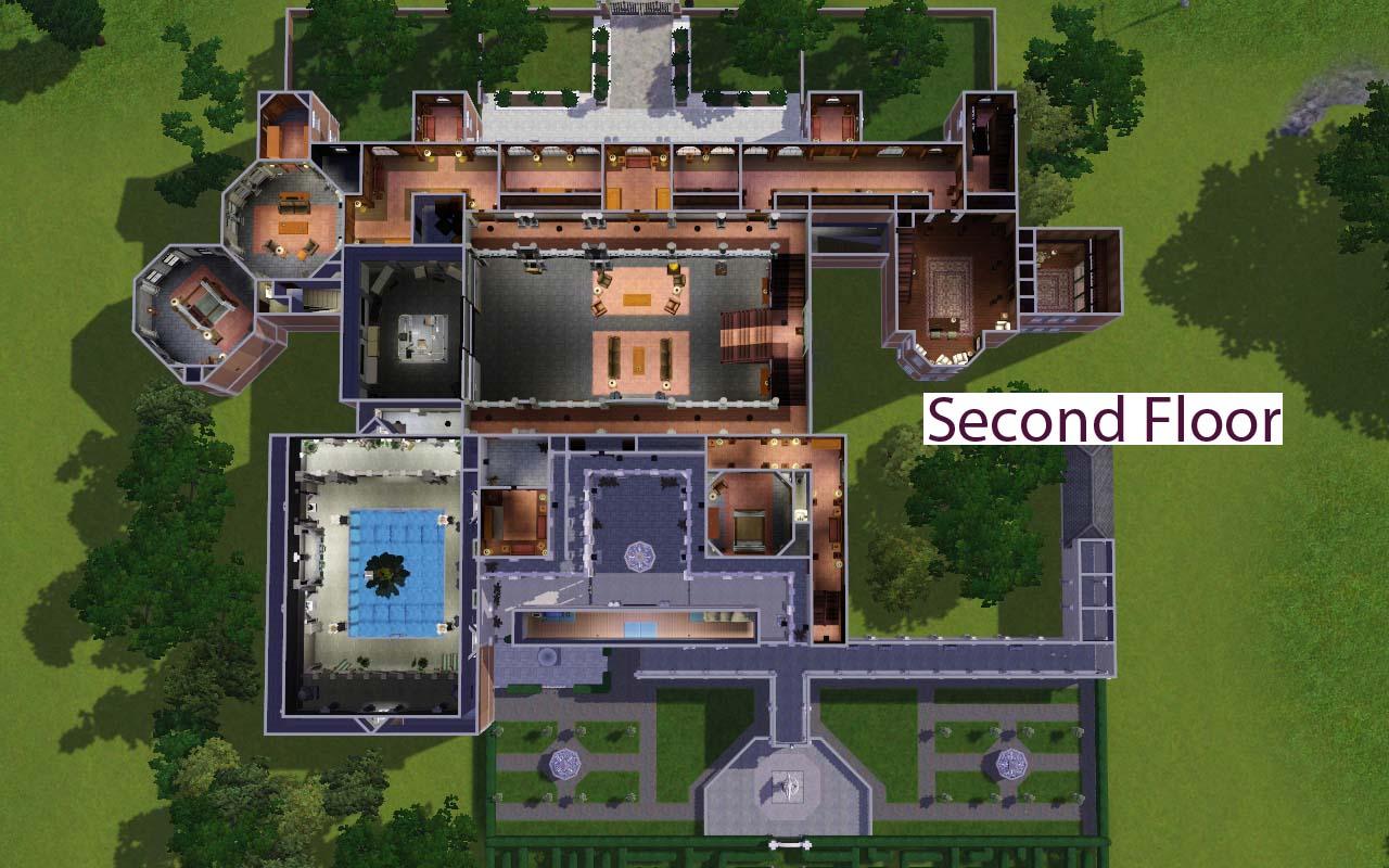 Mod The Sims Croft Manor