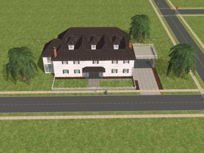 Mod The Sims   Father Of The Bride House