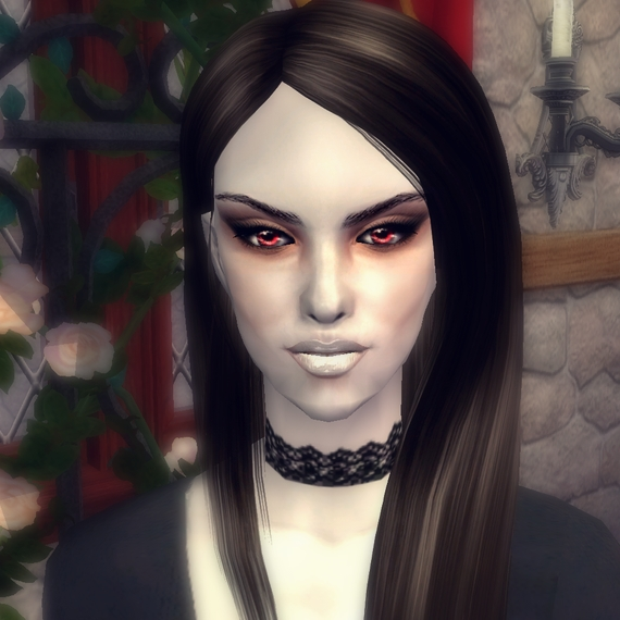 Mod The Sims Twilight Vampire Eyes 4 Colours