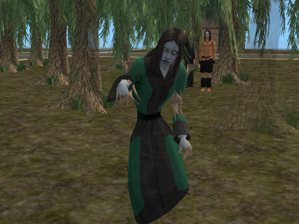 Mod The Sims - World Of Warcraft Undead Mage