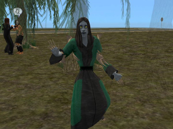 Mod The Sims World Of Warcraft Undead Mage