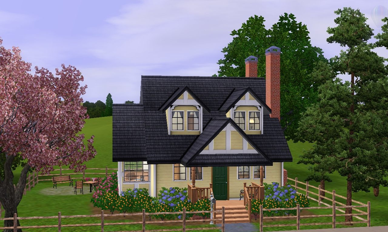 Mod The Sims Grove Cottage