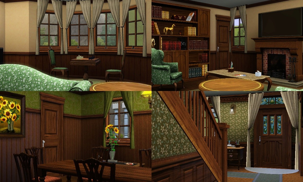 Mod The Sims Folk Victorian The Restoration