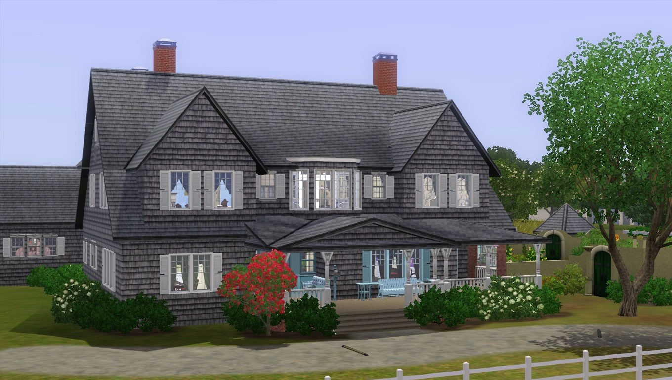 Mod The Sims Grey Gardens
