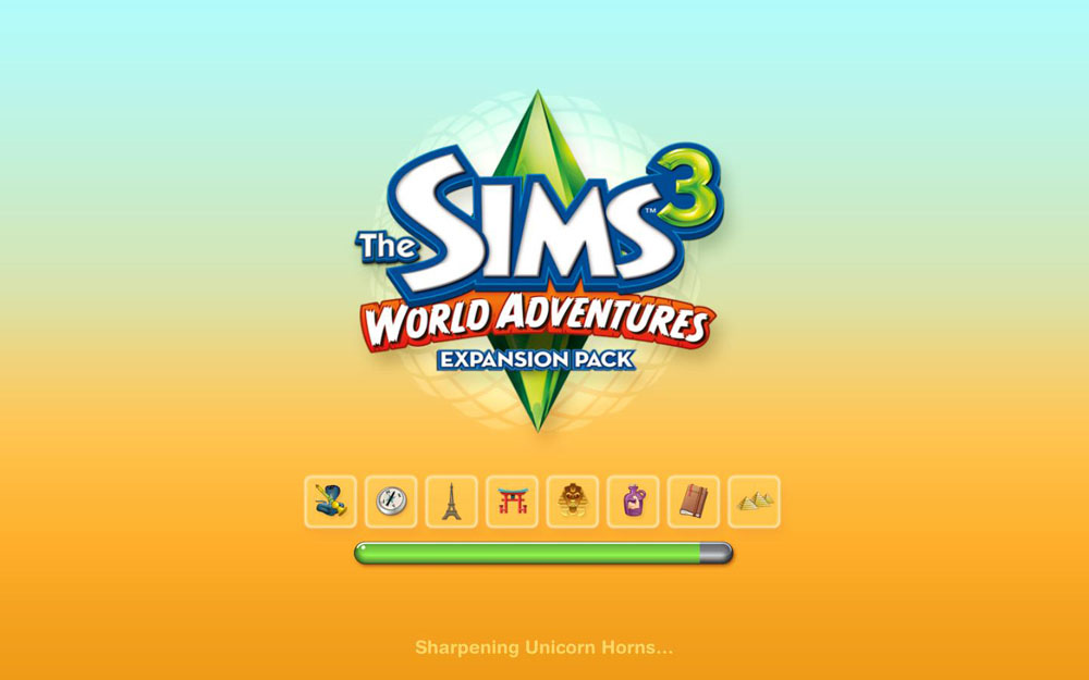 mod the sims variable loading screen updated for into the future