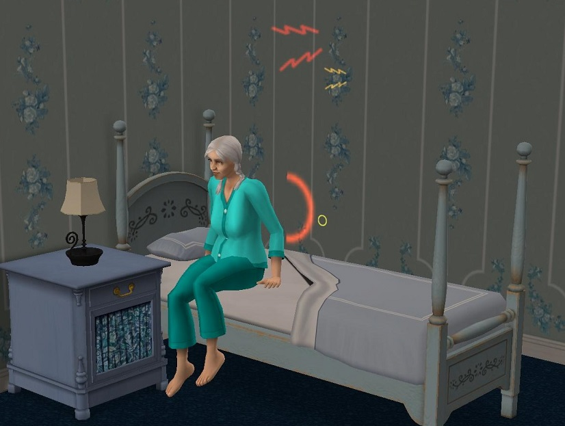 sims hook up
