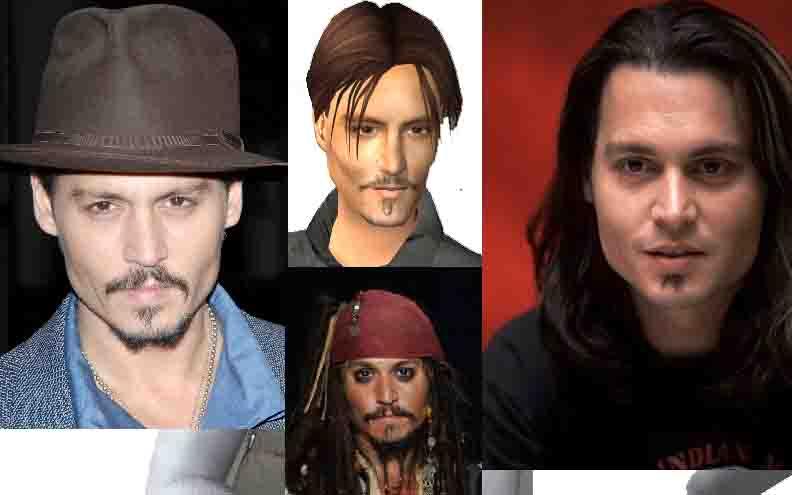 Mod The Sims Johnny Depp