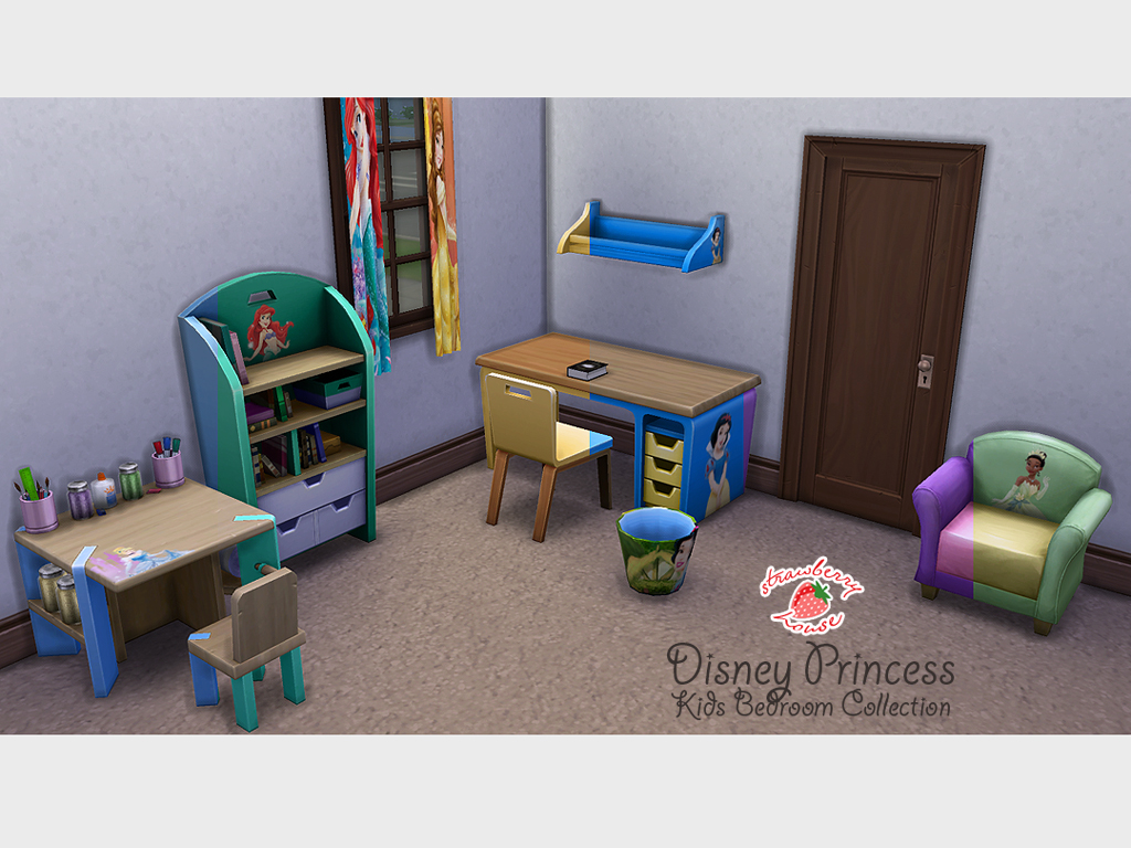 Sims 4 Cc Furniture Toddler Beds