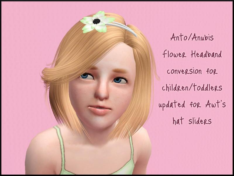 toddler hair sims 4
