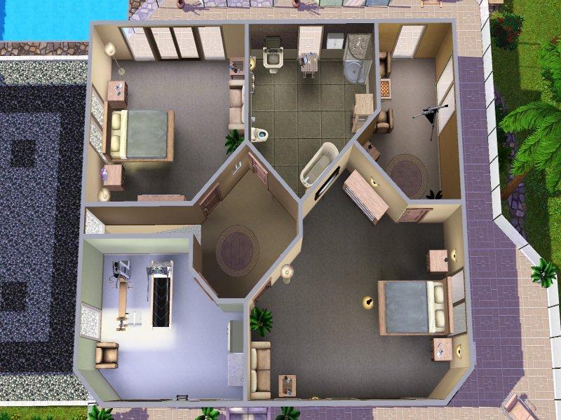 2nd Floor: