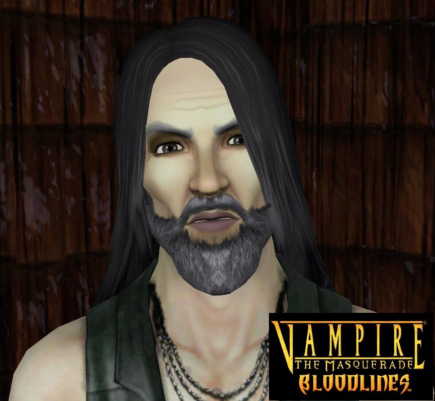 Mod The Sims Smiling Jack Vampire The Masquerade