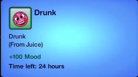 Sims 3 get drunk mod