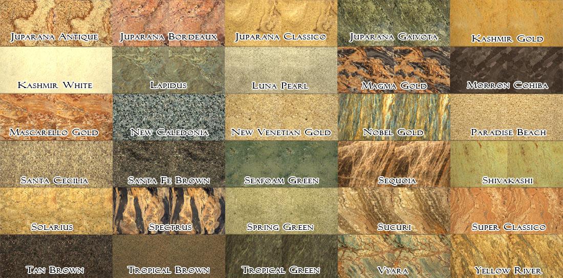 Mod The Sims A Horde Of Granite Countertops