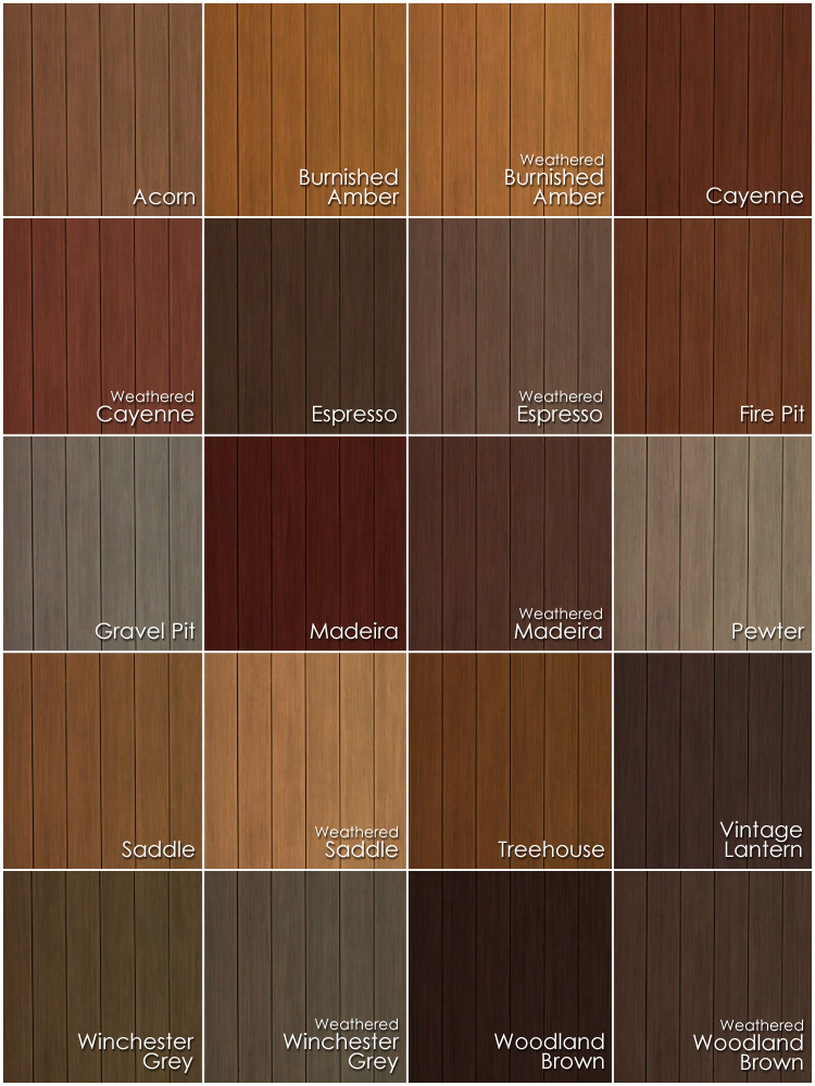 Mod The Sims Basic Wood Paneling