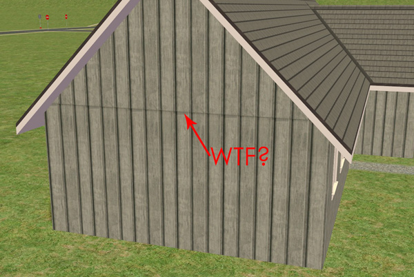 Mod The Sims Board Amp Batten Siding