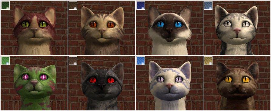 Кот в симс 2