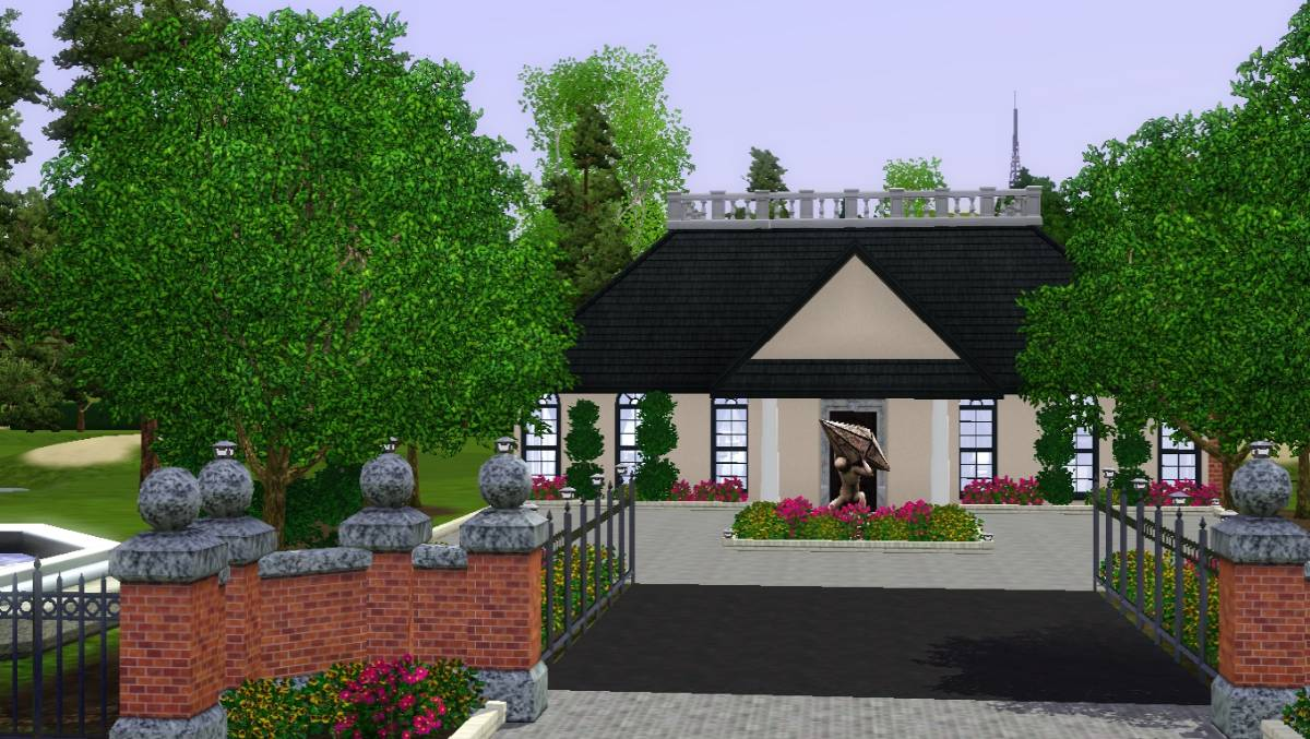 Mod The Sims Briarwood Golf Country Club