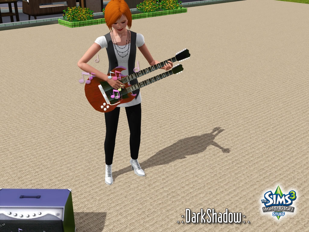 Mod The Sims - 8 Electric Guitars-*UPDATED and Fixed*[30/10/2011]