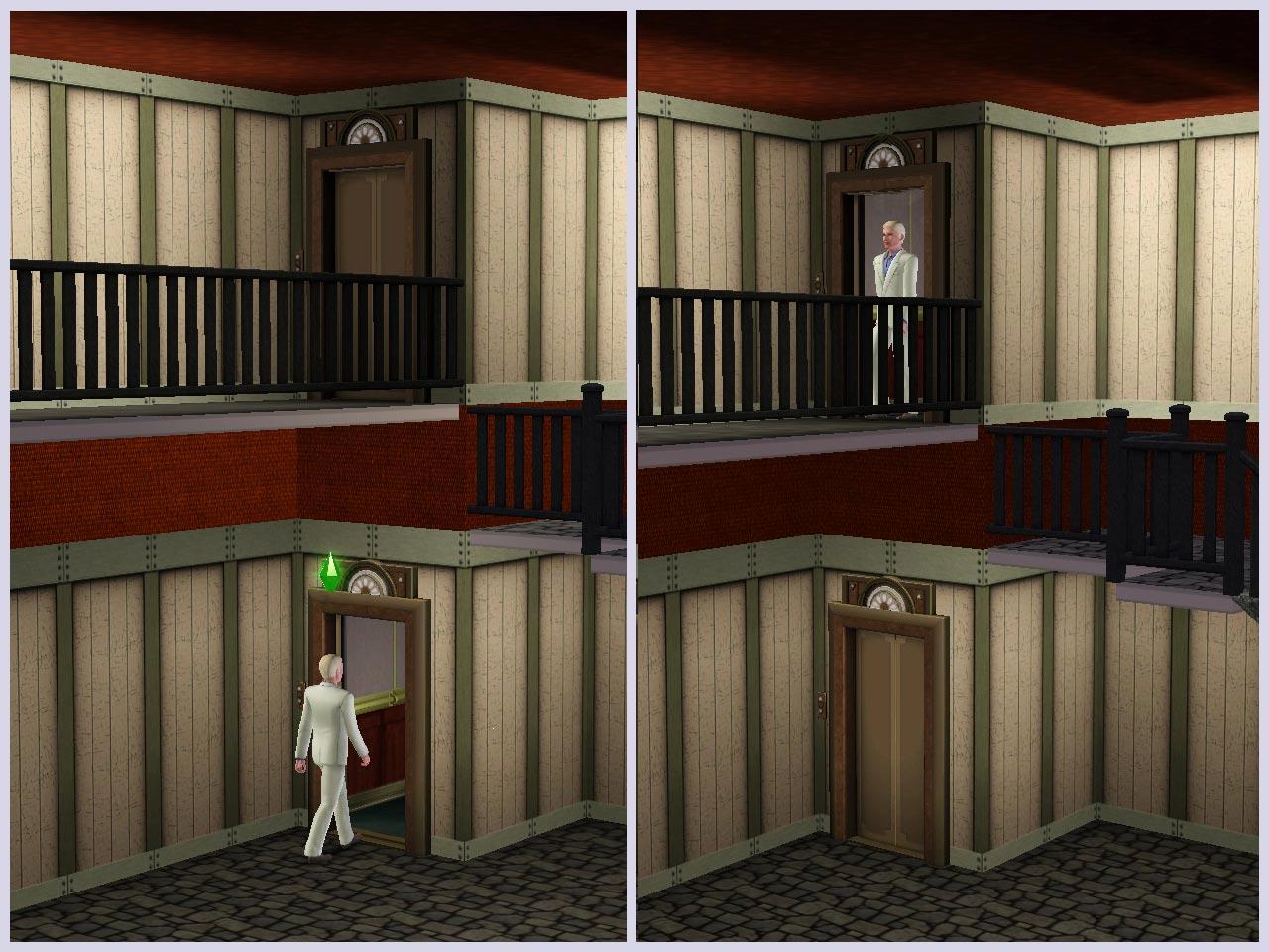 sims 3 elevator mod