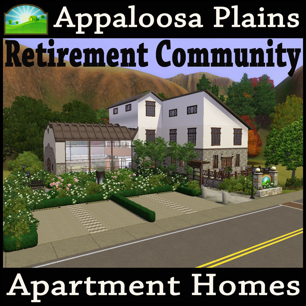 mod the sims appaloosa plains retirement apartment homes rh linna modthesims info