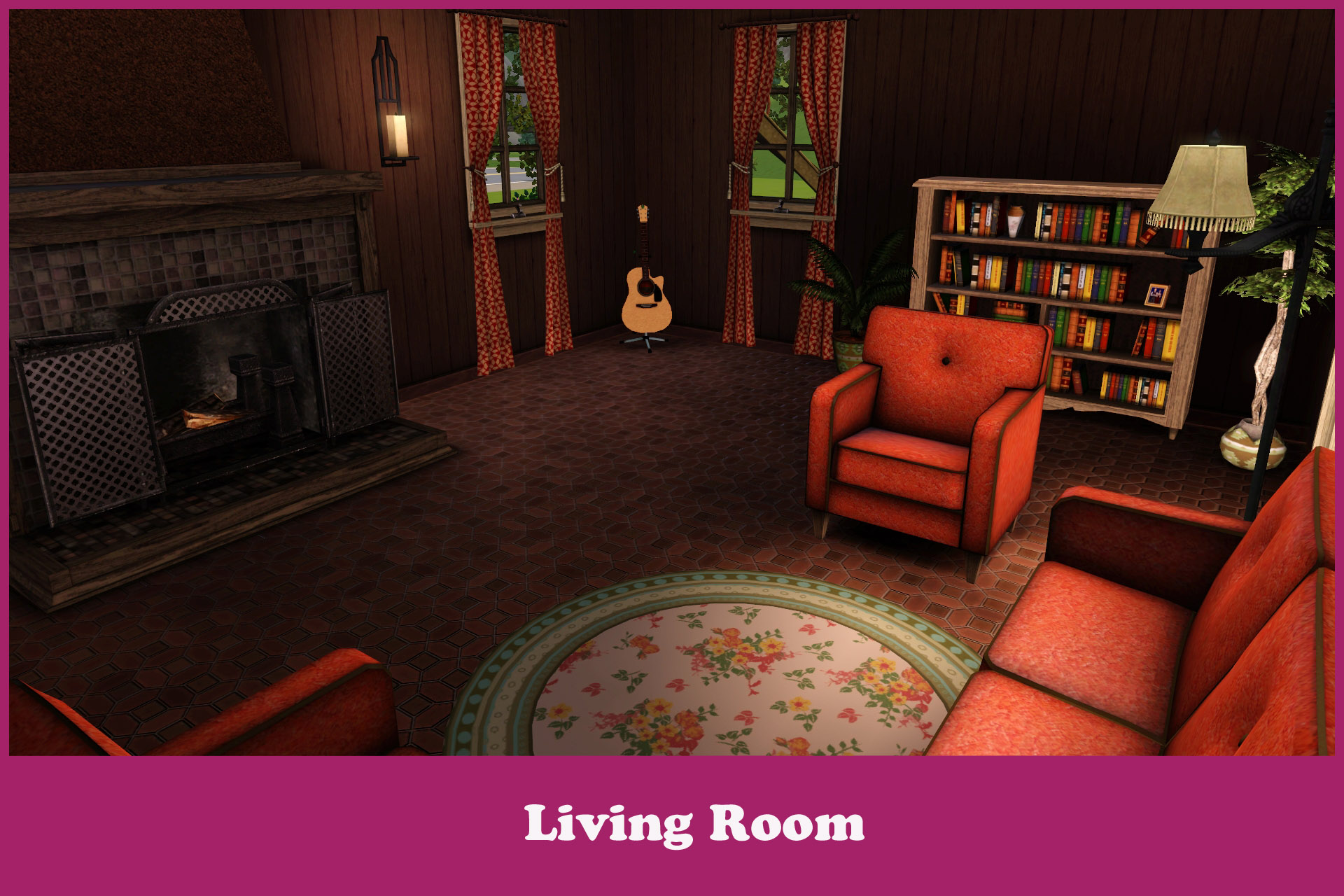 Mod The Sims Family Cottage 3 Br 2 Ba No Cc