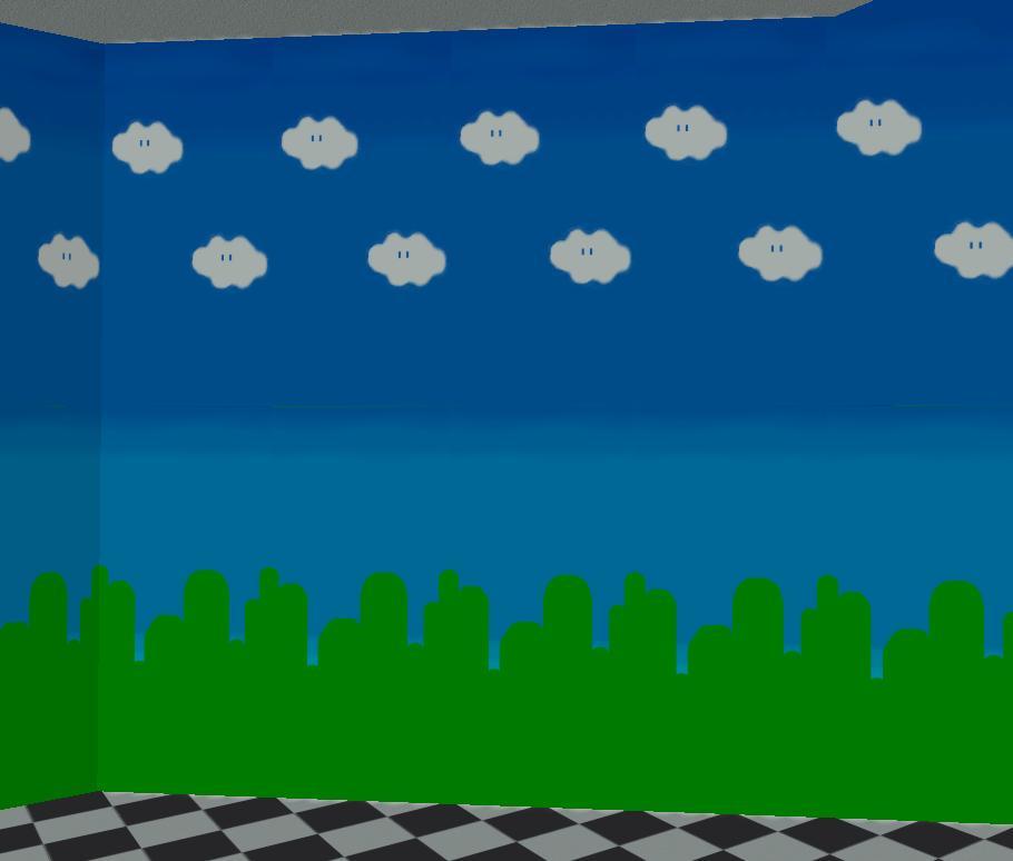 Mod The Sims - Super Mario 64 Walls & Floors
