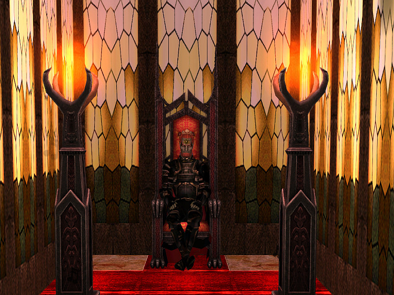 Mod The Sims Dark Lord Ganondorf