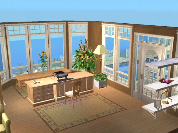 Mod The Sims Hamptons Beach House From Somethings Gotta