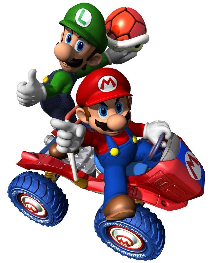 Mod The Sims - Mario and Luigi - The Super Mario Brothers