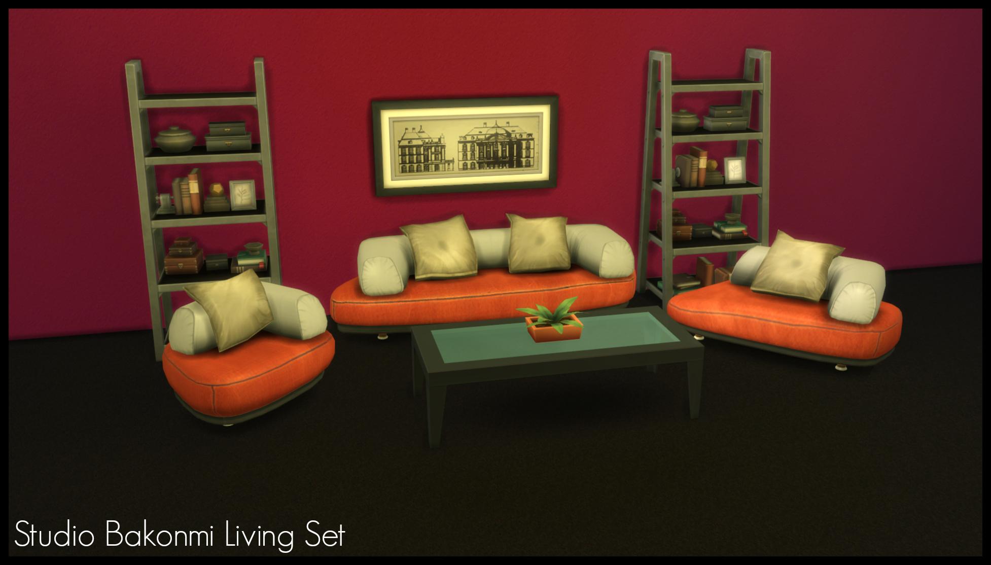 Mod The Sims - *UPDATED 30/5/18* TS2 to TS4 - Studio Bakonmi