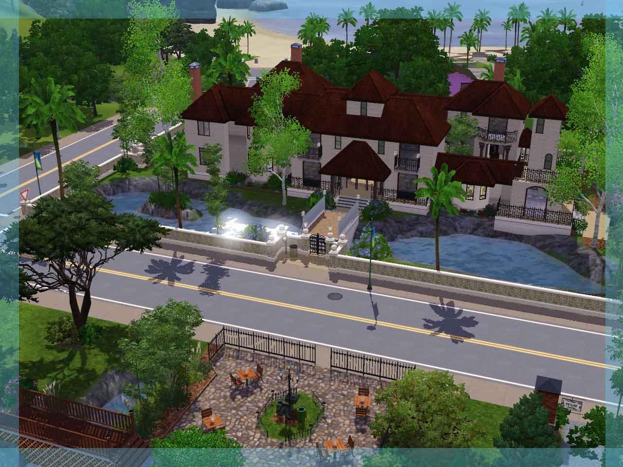 """Как создавать свой город в """"Симс 3"""" без проблем? 70"""