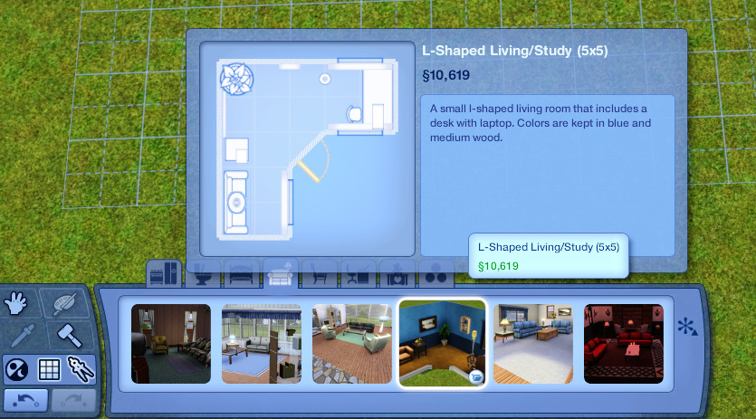 Mod the sims blueprint maker updated 08 17 2013 Building blueprint maker